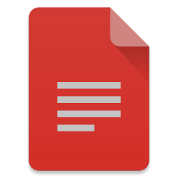 Filetype Docs icon